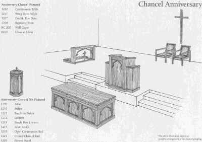 Chancel Layouts...